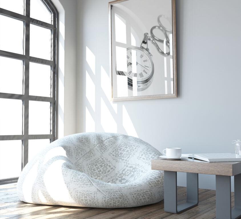Minimal & Light  Living Area 2 (Demo)